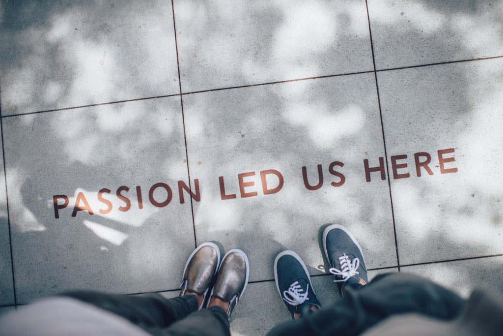 passion led us here innovation<br />